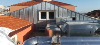 Obra em Edifico Emblematico no Porto